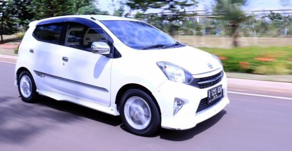 Pinjaman Uang Gadai Bpkb Mobil TOYOTA AGYA di Bandung dan Cimahi