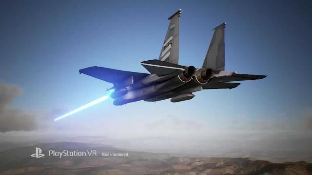 Ace Combat 7: Skies Unknown Simulasi Pesawat Perang Terbaik yang WAJIB kalian Ketahui 17