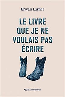 Le Livre que je ne voulais pas écrire - Erwan Larher