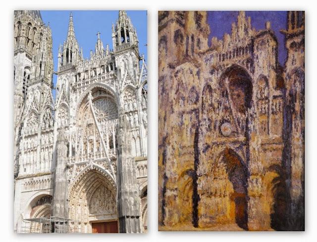 Monets kathedralenreeks Rouen,