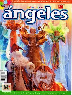 Arte manual Angeles Nro. 51