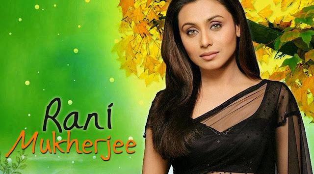 Rani Mukharjee HD Wallpapers Free Download