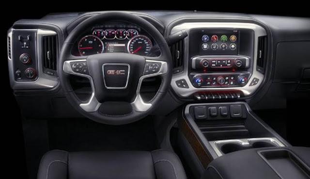 2019 GMC Sierra 1500 Diesel Specs