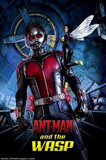 فيلم الرجل النملة والدبور 2018