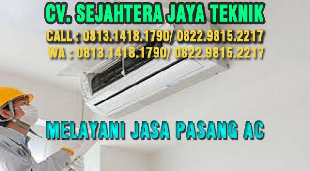 SERVICE AC TERDEPAN DI JAKARTA TIMUR