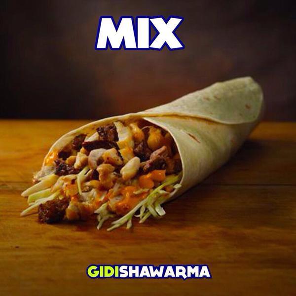 Gidi Shawarma London