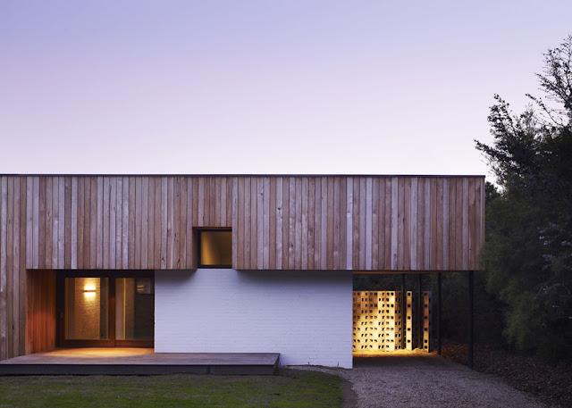 revestimientos de madera en exterior - Revestimiento Exterior