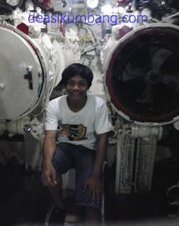 Kebanggaan Maritim Nusantara Di Monumen Kapal Selam Surabaya