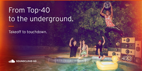 SoundCloud introduces SoundCloud Go subscription service