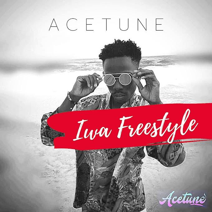 NEW MUSIC:  IWA- ACETUNE FREESTYLE [LEAK]