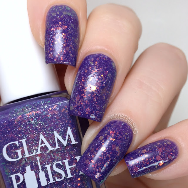 Glam Polish-Fantastic Beasts And Where To Find Them