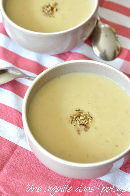 pan squash soup recipe