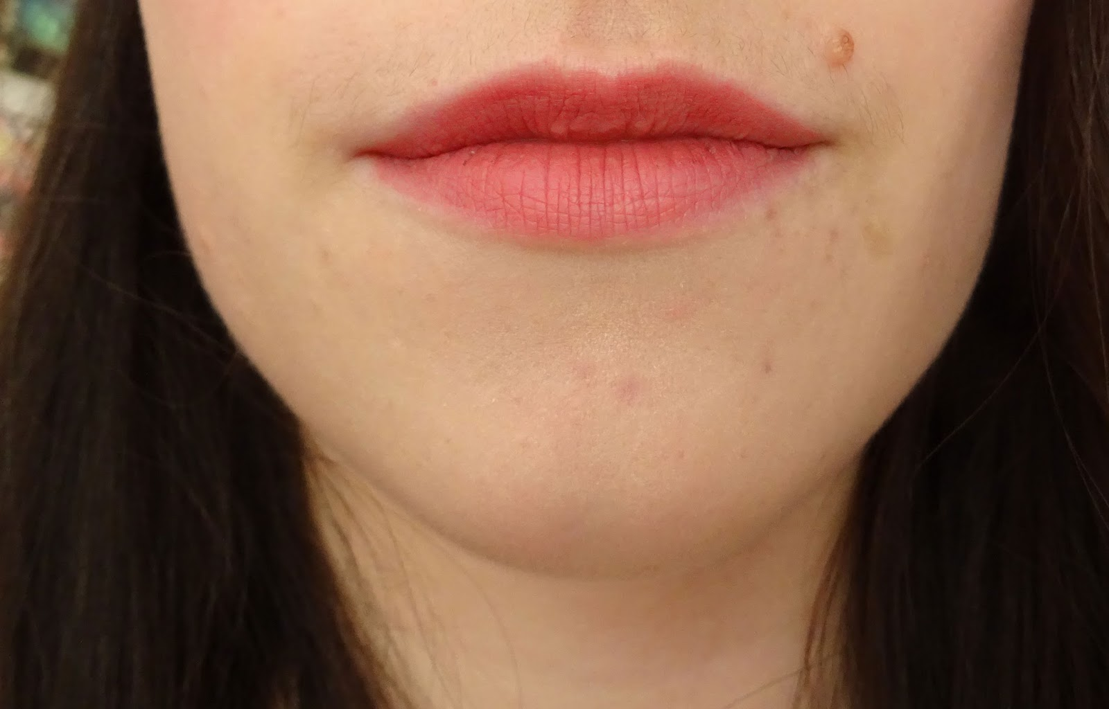 Soft Matte Lip Cream NYX cannes swatch