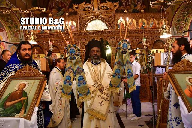 Ολοκληρώθηκαν οι εορτασμοί για την Αγία Μαρίνα στο Νέο Ροεινό Αργολίδας