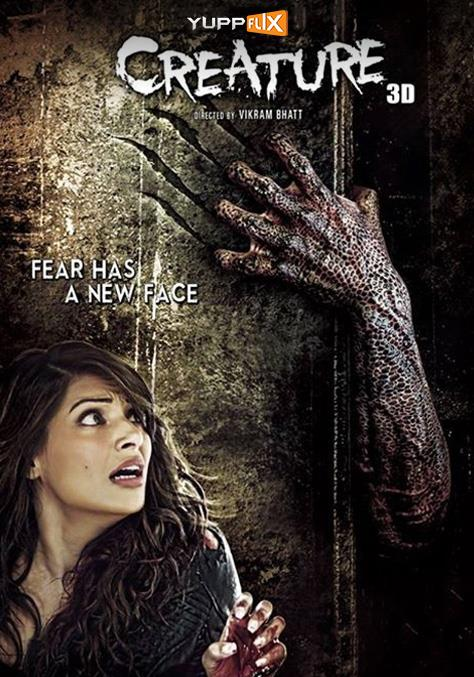 Creature 3D 2014 Hindi Movie 400MB HDRip 480p