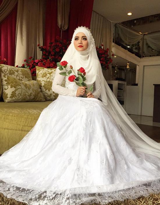 Gambar Mira Filzah - Pelakon Cinta Si Wedding Planner
