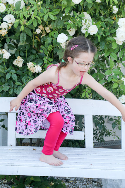 Jolina Girl with Down Syndrome