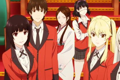 Kakegurui Season 2 Episode 11: Spoiler dan Tanggal Rilis