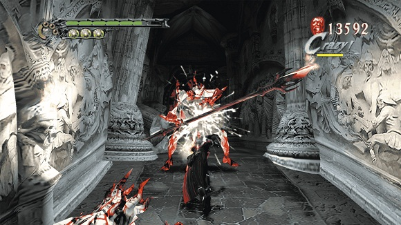 Devil May Cry HD Collection PC Full Version Screenshot 3