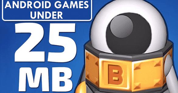10 Game Android Terbaik Di Bawah 25 MB Dengan Grafik High-End