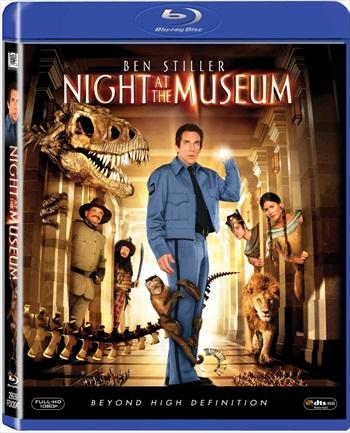 Night At The Museum 2006 Dual Audio Hindi Bluray Movie Download