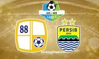 Jelang Barito Putera vs Persib Bandung: Ezechiel dan Samsul Arif Cedera