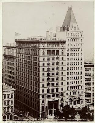 New york history geschichte lower manhattan 1897 for New home construction insurance
