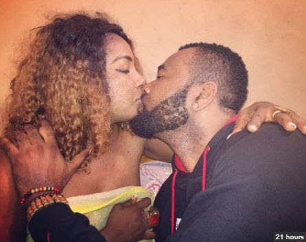 Anita Joseph Gets Cossy With Married Prince Eke In Bedroom Scene (Photos)