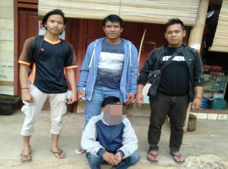 Pelajar Asal Sangalla', Ditangkap Polisi Usai Setubuhi Mantan Pacarnya di Pantan