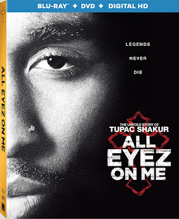'All Eyez on Me' coming  to DVD, Blu-ray and Digital HD