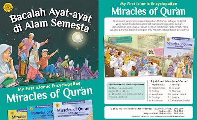 MIRACLES OF QURAN | Pustaka Lebah| Mitra