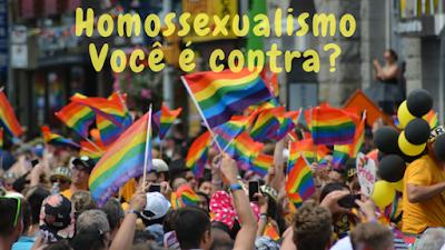 O homossexualismo é uma questão normal ou espiritual?
