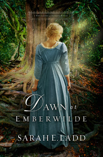 Heidi Reads... Dawn at Emberwilde by Sarah E. Ladd