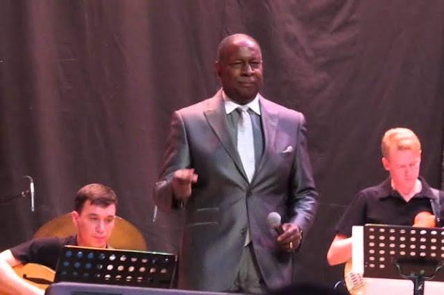 El gran Jamie Davis dará un concierto en Ereván (VIDEO)