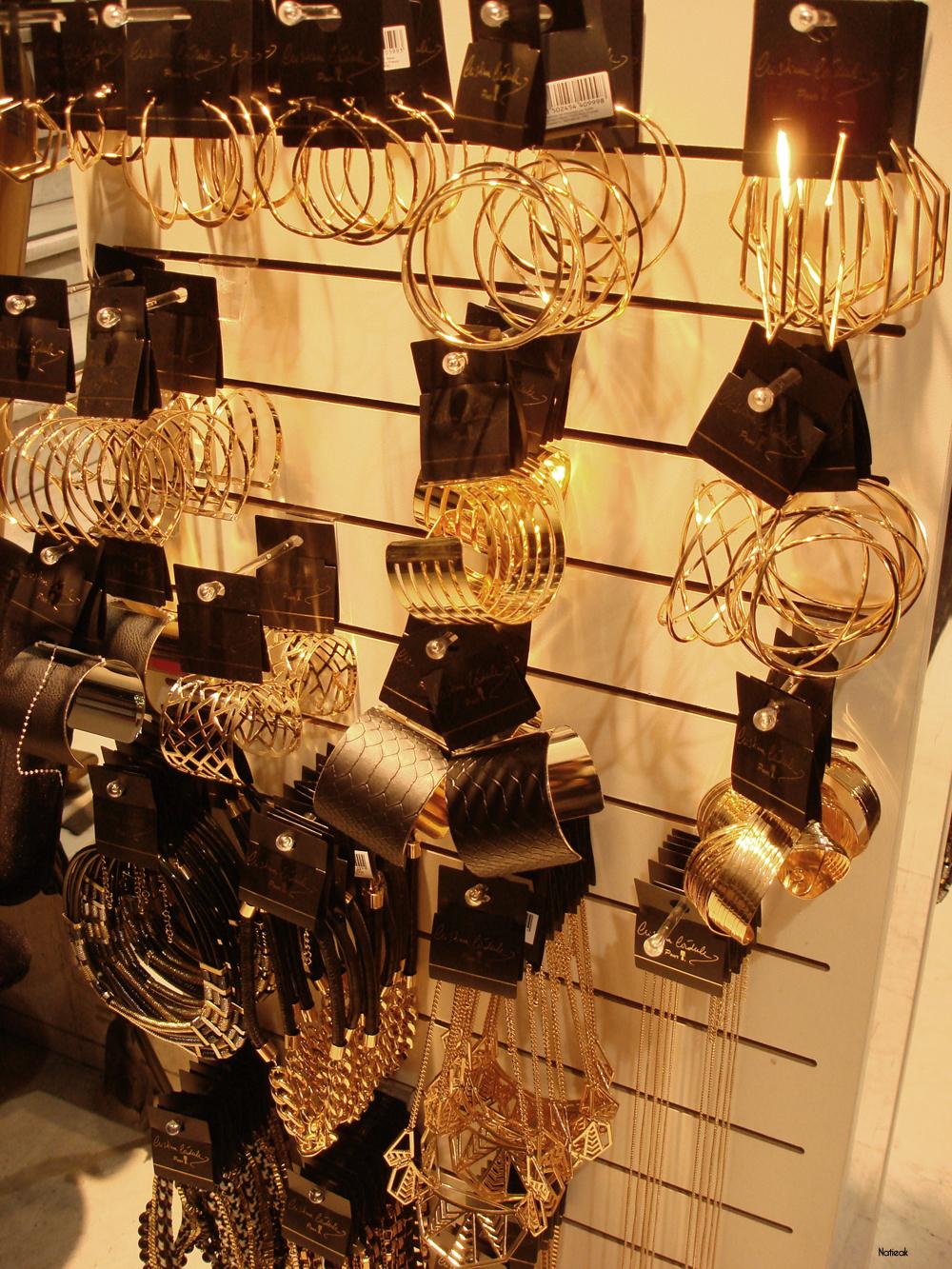 bijoux collection Cristina Cordula