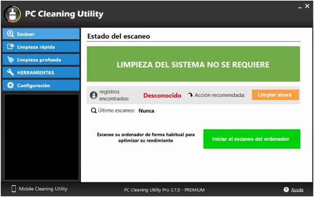 PC Cleaning Utility Premium Full
