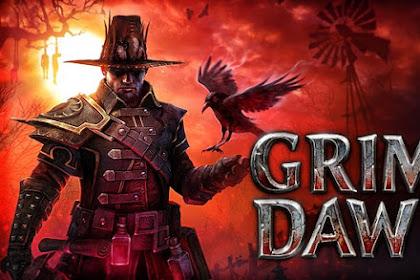Grim Soul Dark Fantasy Survival MOD APK +DATA v1.0.7b for Android Full Hack Terbaru 2018