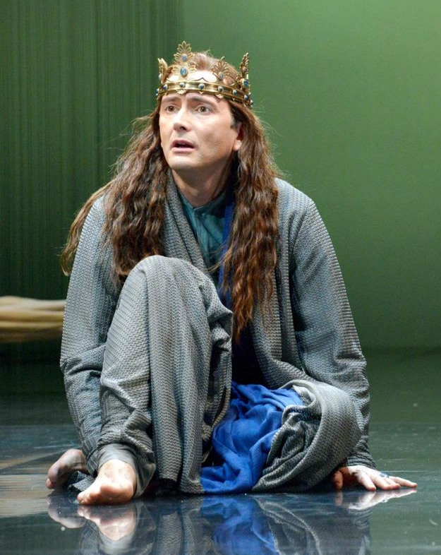 David Tennant in Richard II - interview in The New York Times