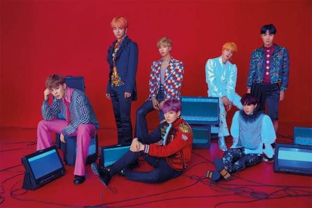 Hot News: BTS Muncul di 'Tonight Show' Milik Jimmy Fallon