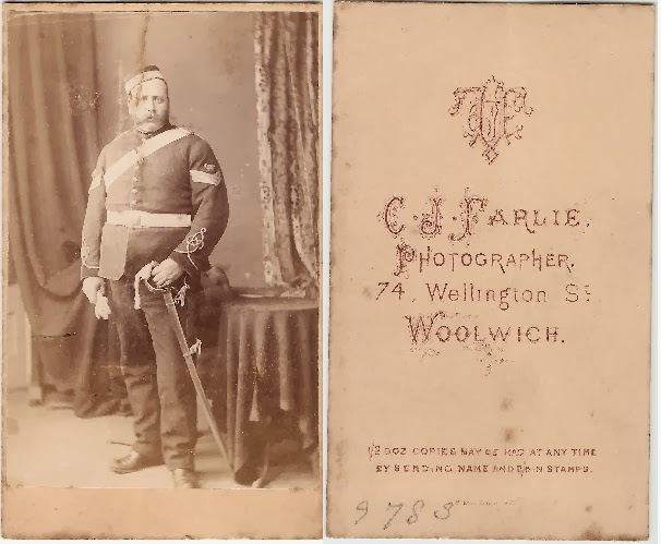 1870s Rifle Volunteer By CJ Farlie