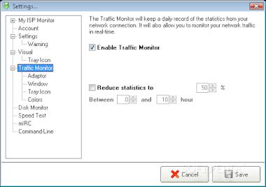 برنامج ISP Monitor