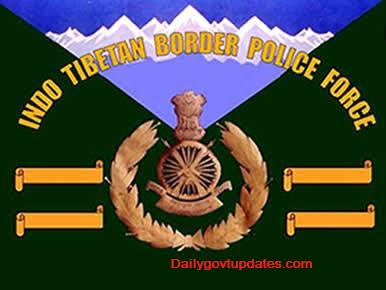 INDO - TIBETAN BORDER POLICE (ITBP) has issued the requitment of constable / GD in stortsmen and others