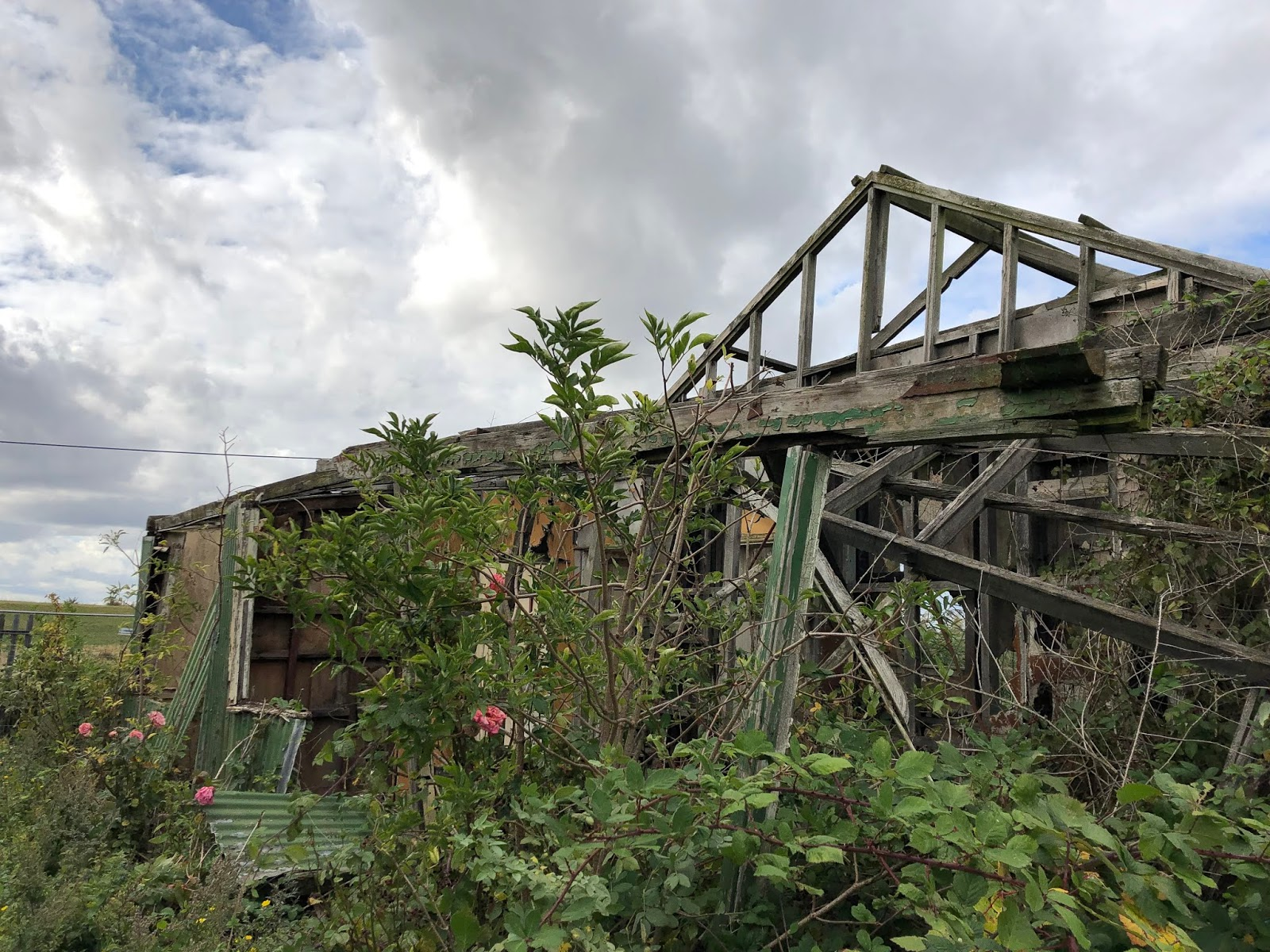 Abandoned and Derelict   Wells Fireworks Factory   Dartford