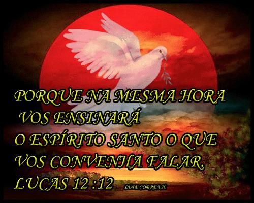 Resultado de imagem para Lucas 12:12