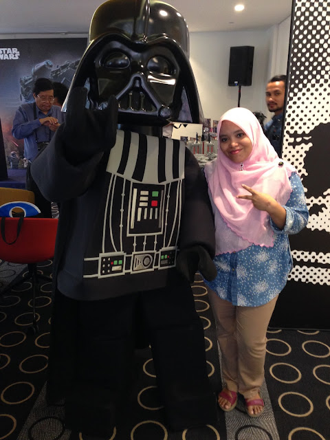 Star Wars bakal menyerang Legoland Malaysia Mei 2016