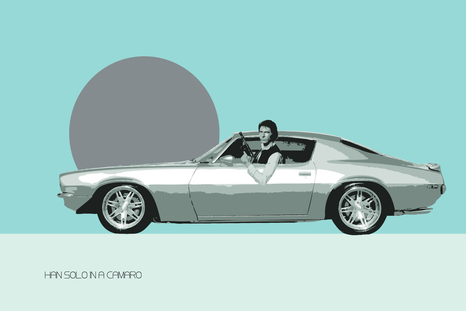 Fashion And Action: Star Wars In Cool Cars