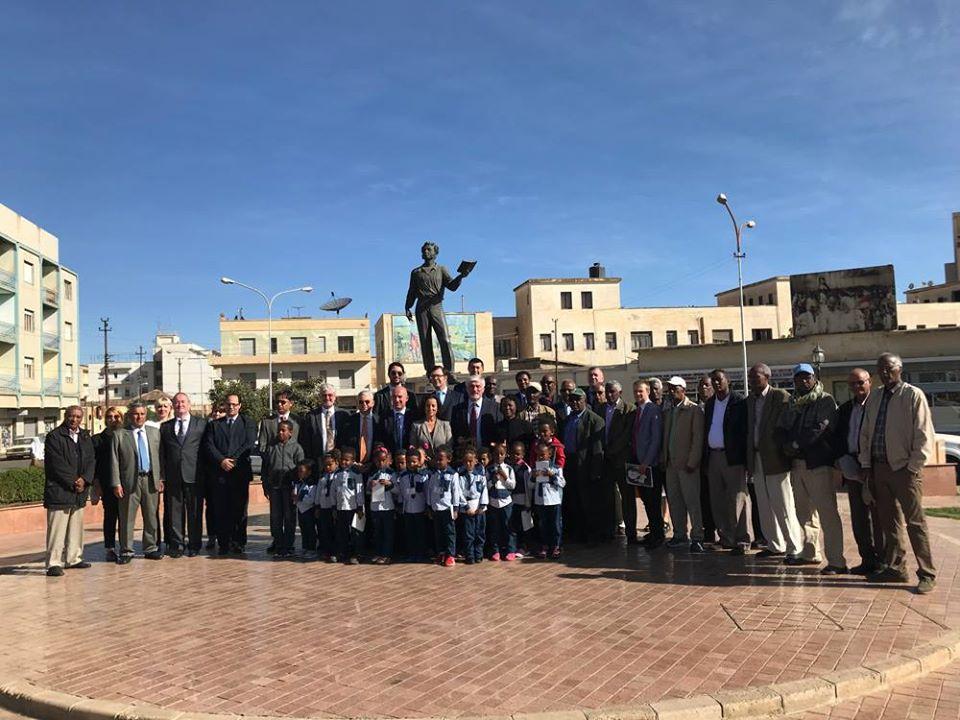 <Commemoration Day of Alexander Pushkin Held in Eritrea Today
