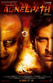 Agneepath is Hrithik Roshan 3rd Highest Grossing film of his career, Co-Actress Priyanka Chopra