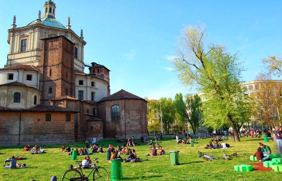 Parco delle Basiliche Milao