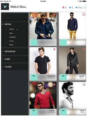 UI Templates Design